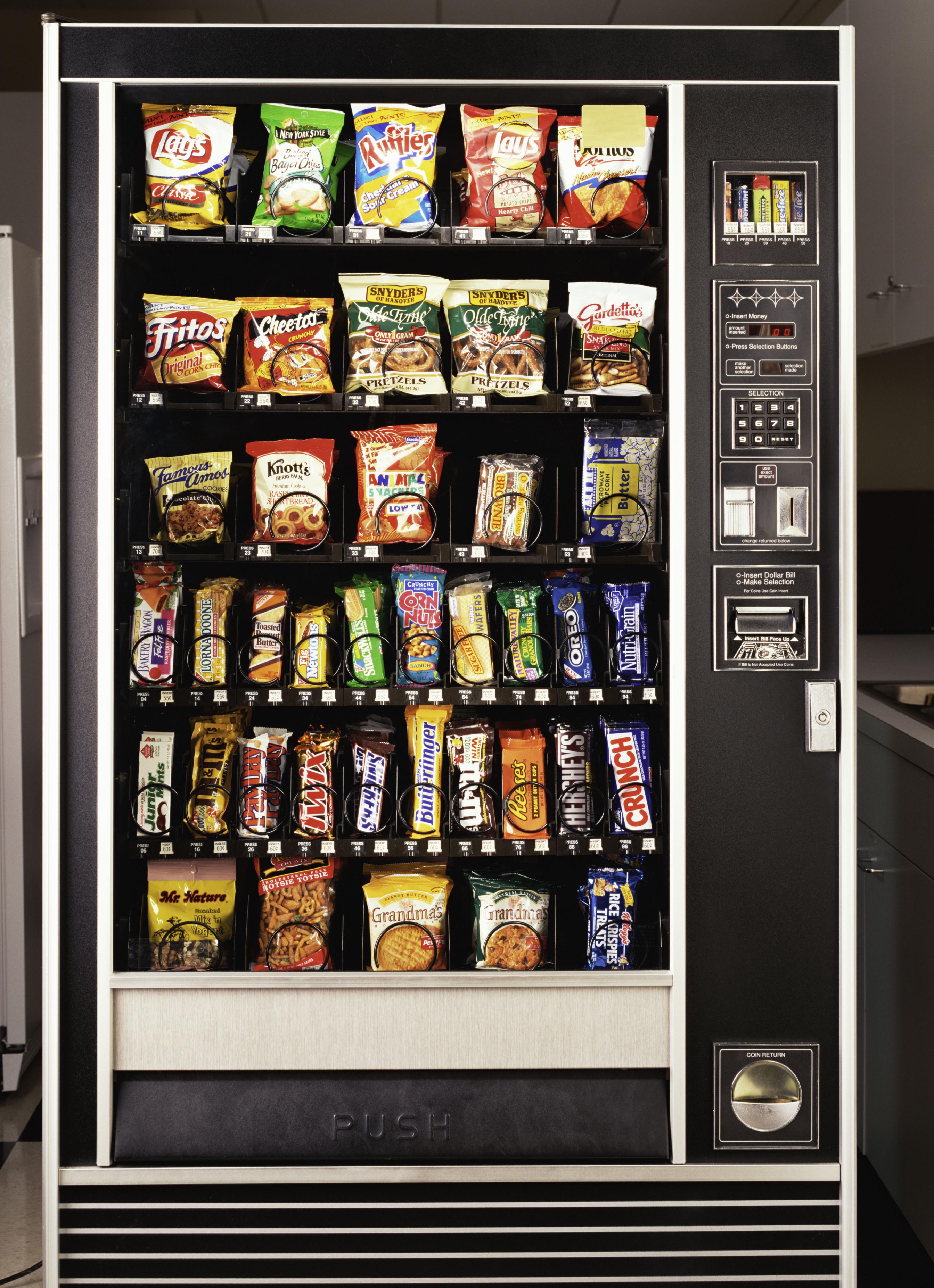 Vending Machine Repair | Salt Lake City | Vending Visions