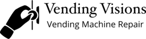 Vending Visions Vending Machine Repair Logo